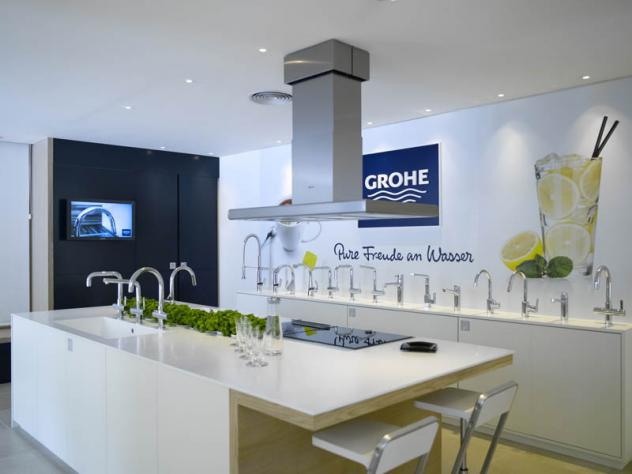 GROHE Live! Center | b-guided | b-guided Barcelona