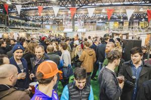 Independent Label Market in Barcelona