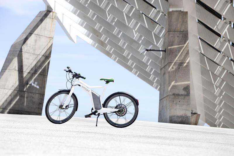 smart ebike Barcelona Design Tour