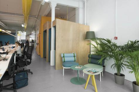Crec co-working CaSA