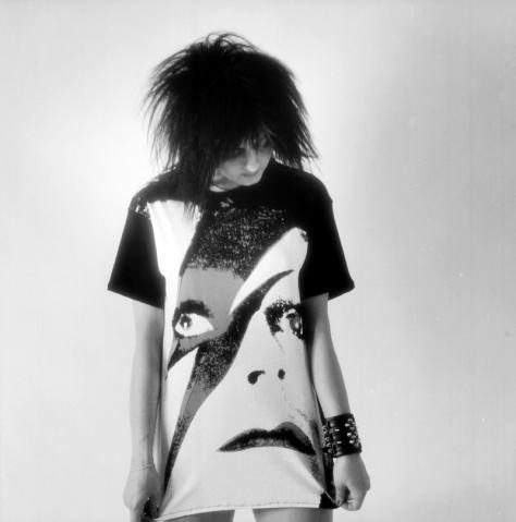 T-Shirt: Cult – Culture – Subversion Face No1 Bowie T-Shirt