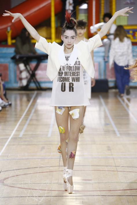 T-Shirt: Cult – Culture – Subversion Vivienne Westwood