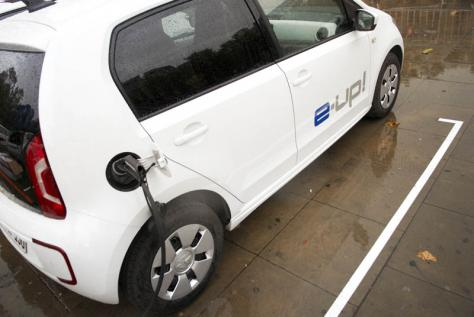 Volkswagen Electric E-UP