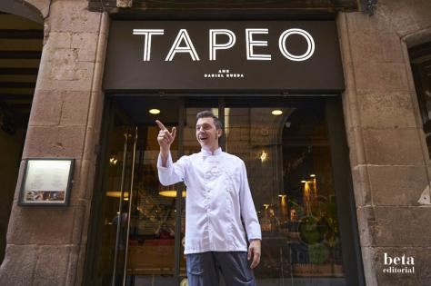 Tapeo por Daniel Rueda, Beta editorial