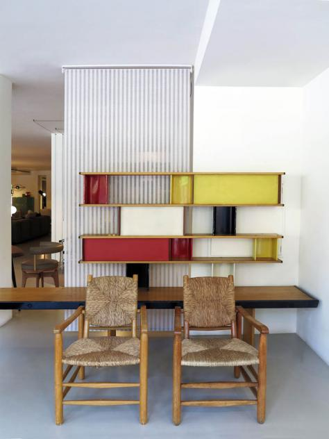 Charlotte Perriand 20th Century Modernist Icon