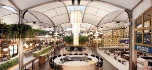 Food Hall Barcelona