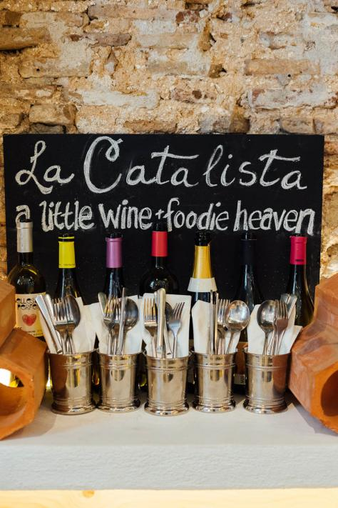 La Catalista Wine Bar and Kitchen