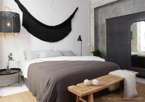 Be Kume, designing the bed