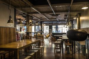 Olofson Barcelona smoked food craft beers