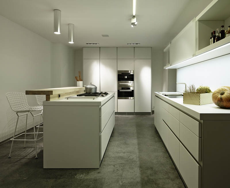 Bulthaup Bach 7 Showroom And Kitchen Design Estudio Vilablanch B