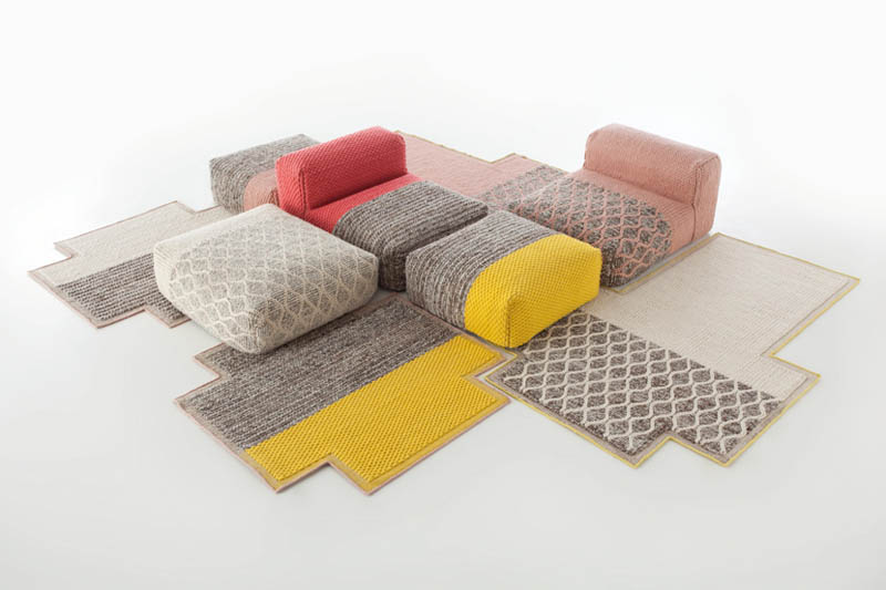 modular furniture systems. Lana Mangas Collection By Patricia Urquiola Modular Furniture Systems