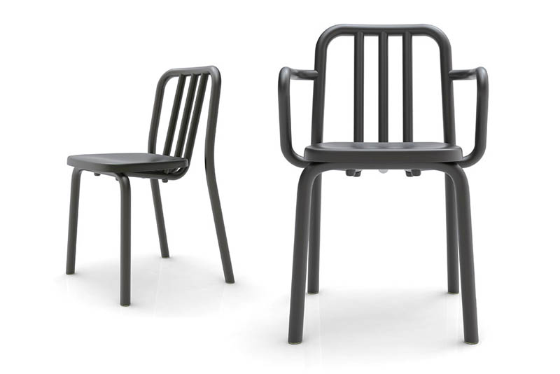 Tube Mobles114 · Tube Mobles114 ...  sc 1 st  B-Guided & Tubular Chairs. TubeMobles 114 + Eugeni Quitllet | b-ing | b-guided ...