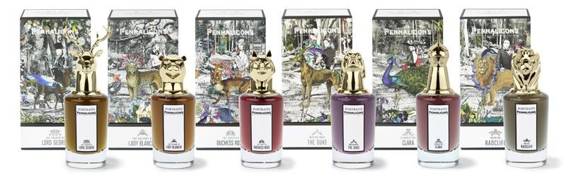 Penhaligon Group Shot